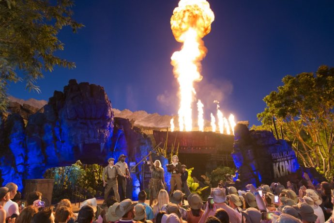 Skull Island Reign Of Kong Now Officially Open At Islands Of Adventure Orlando Parkstop