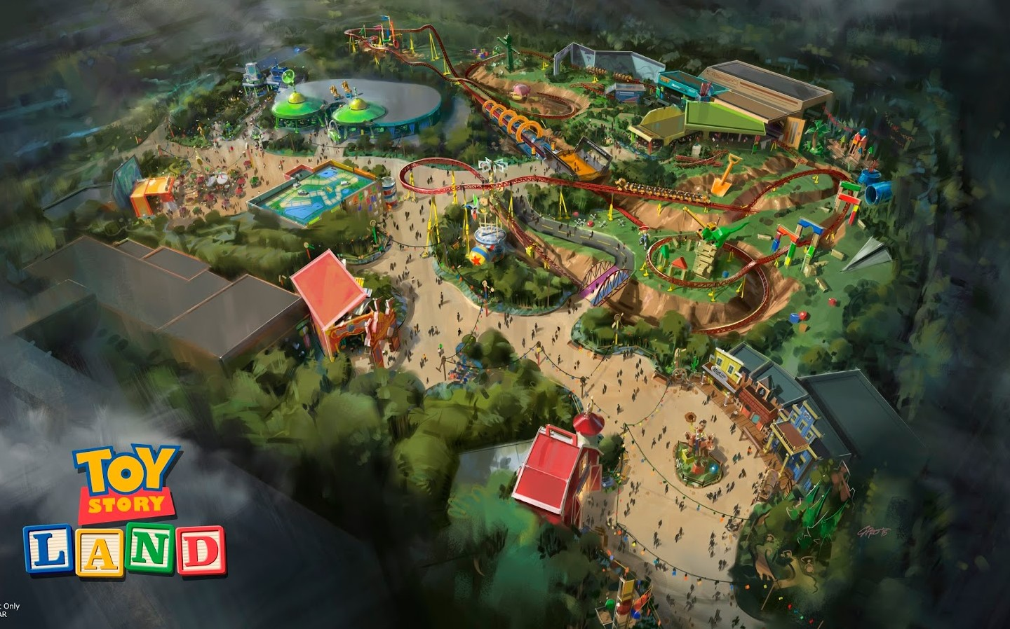 everything we think we know about toy story land u2013 orlando parkstop