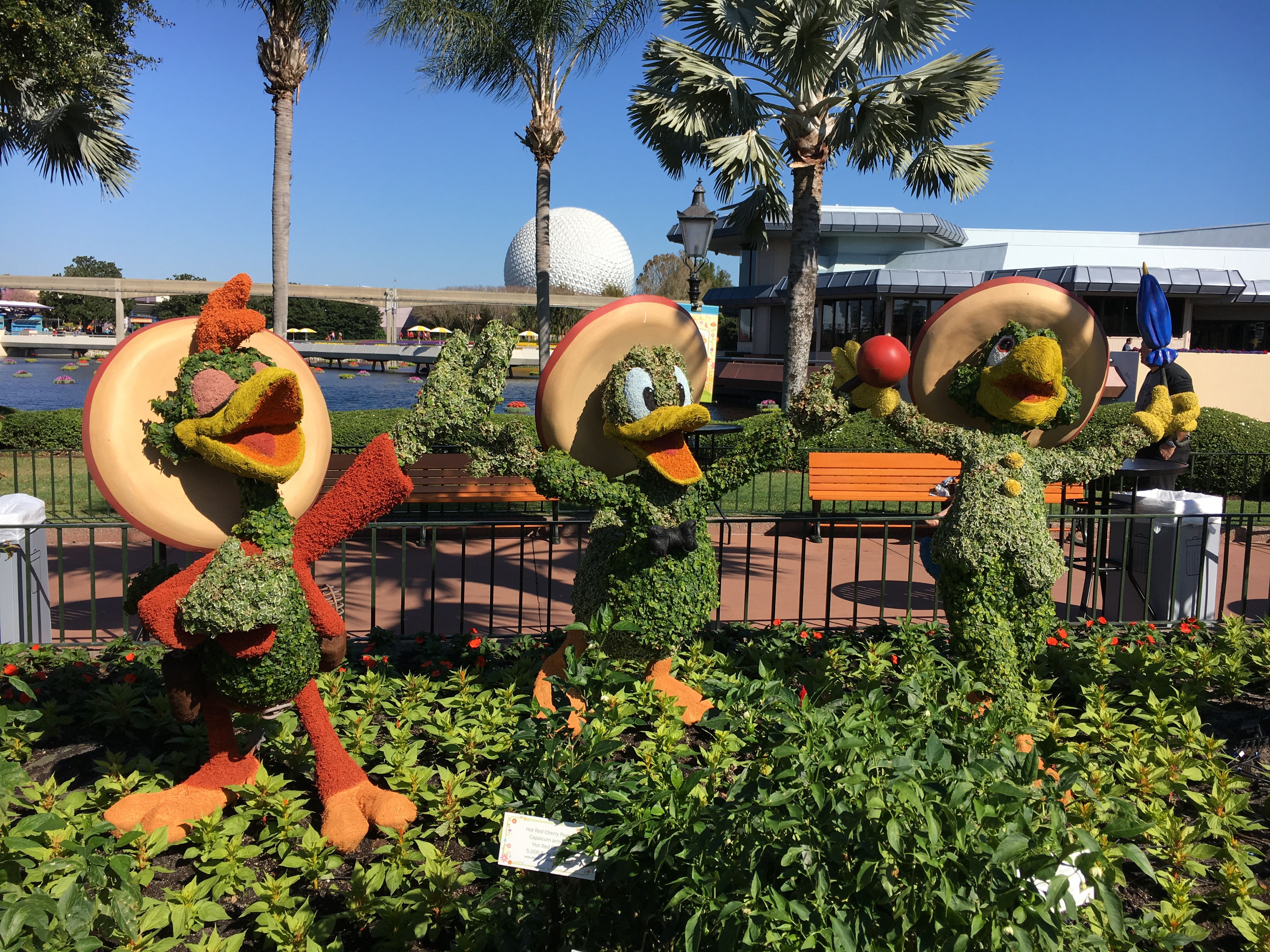 Epcot Flower And Garden Festival 2017 Review Full Coverage Orlando Parkstop