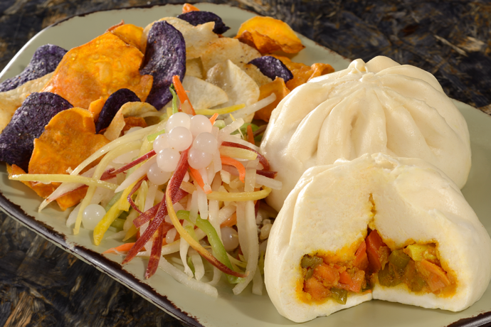 Sneak peak at the exotic foods of pandora the world of - Can you bring food into busch gardens ...