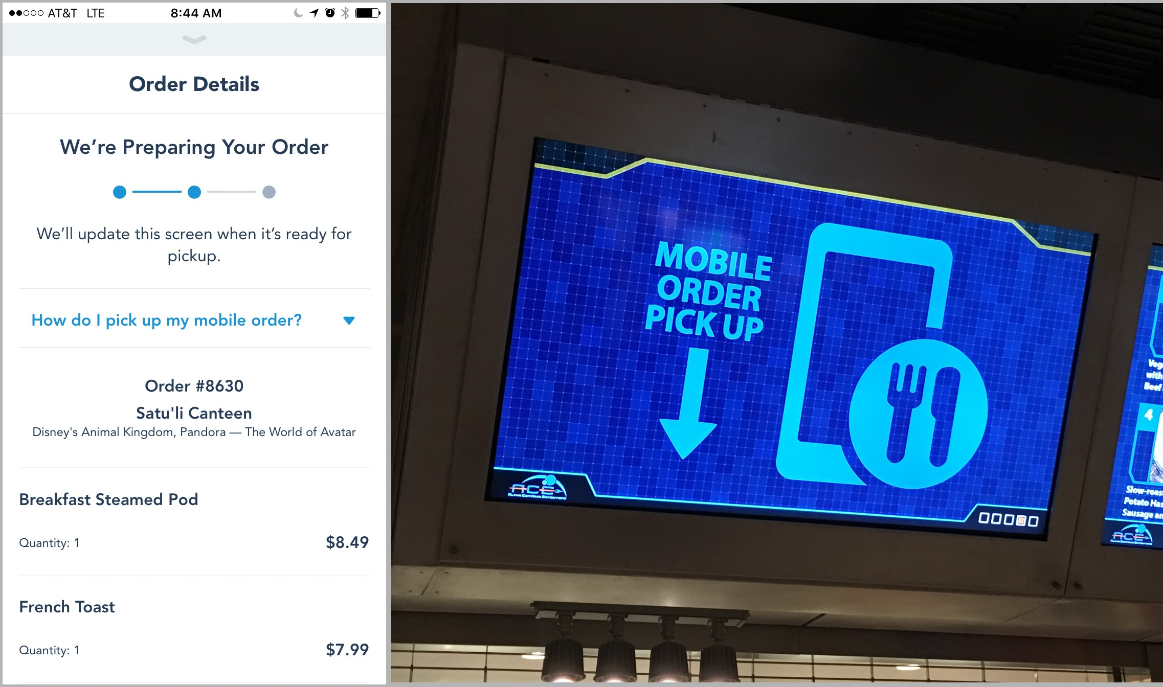 Mobile Order at Disney World – Complete Guide and Restaurant List on pull up order, repair order, pick ticket template, taking a coffee order, money order, payment order, make up order, check order, walking with order, delivering a coffee order, work order,