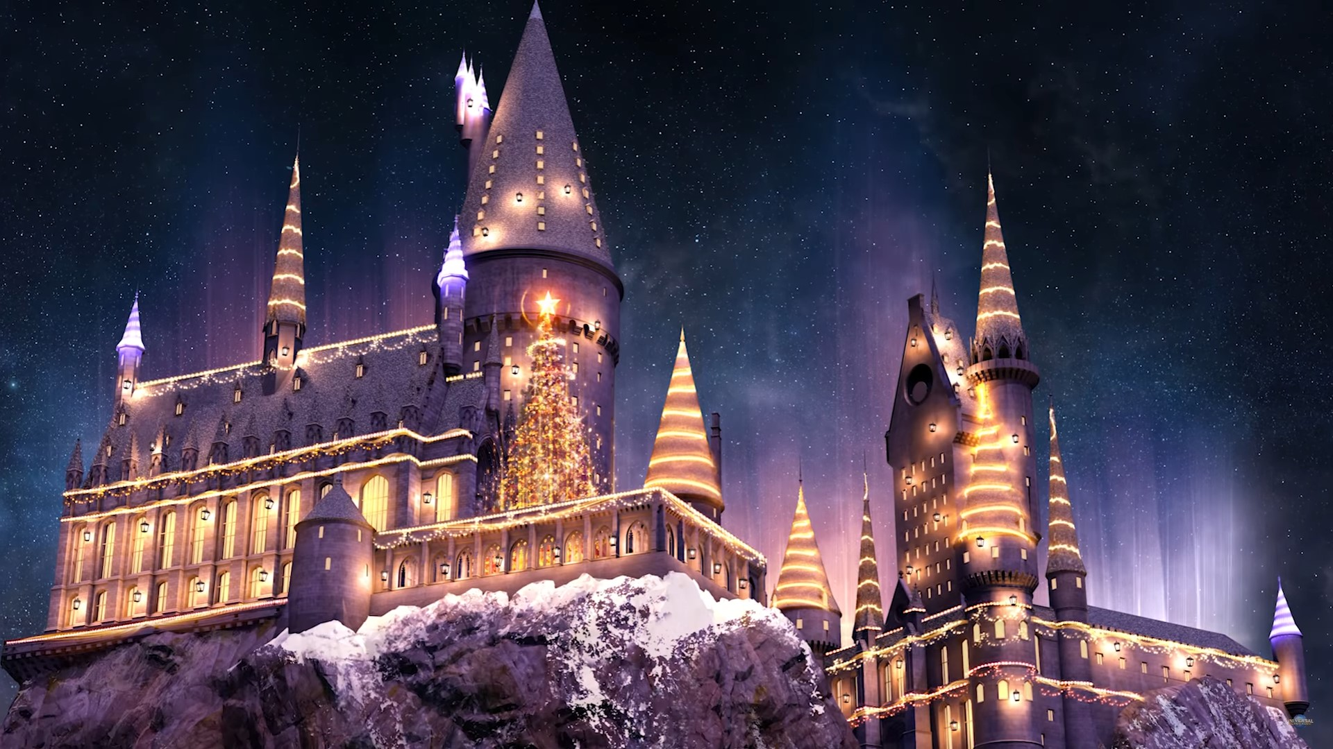 new harry potter christmas experiences and more coming to universal orlando orlando parkstop. Black Bedroom Furniture Sets. Home Design Ideas