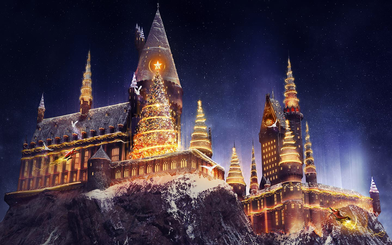 Popular Wallpaper Harry Potter Christmas - hogwartschristmas  Snapshot_452392.jpg