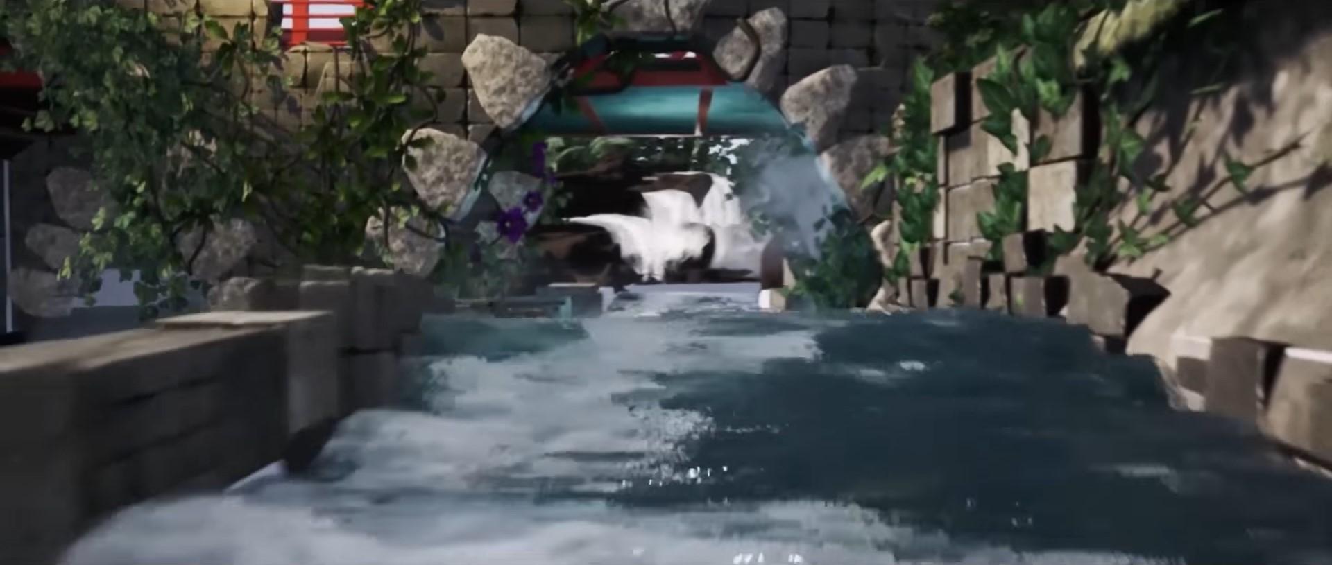 Infinity Falls Record Breaking River Rapids Ride Coming