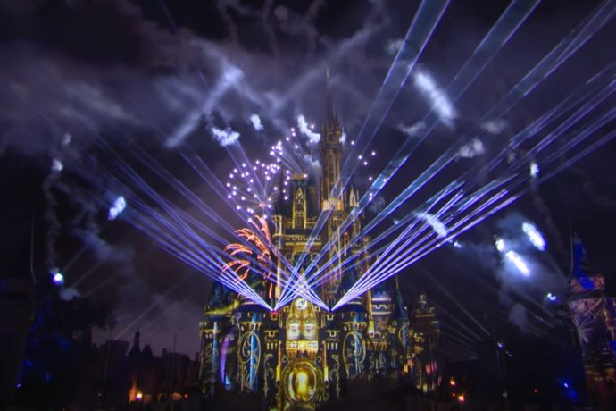 Image result for happily ever after fireworks tangled