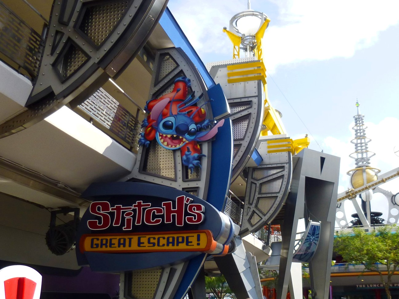 Stitchs great escape now open through august 19th at the magic stitchs great escape now open through august 19th at the magic kingdom orlando parkstop kristyandbryce Choice Image