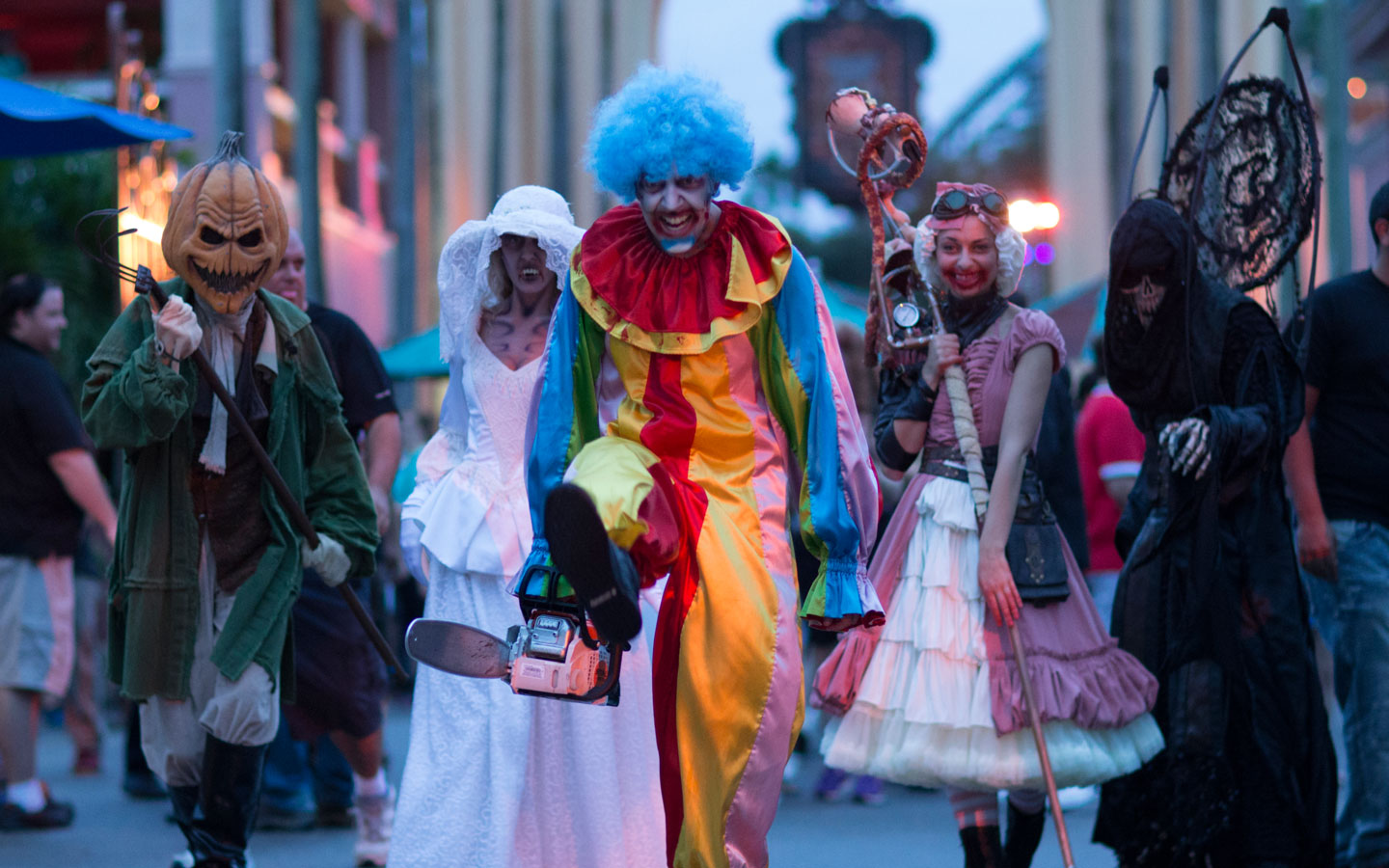 Halloween Horror Nights 27 Tickets and Packages On Sale Now ...