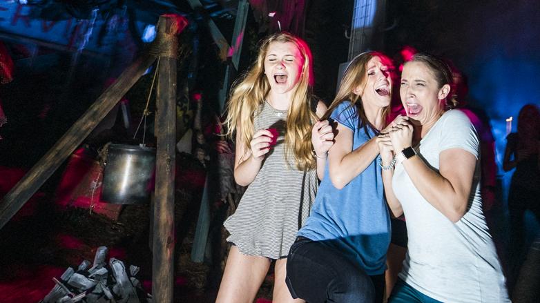 Howl O Scream 2017 At Busch Gardens Tampa Dates