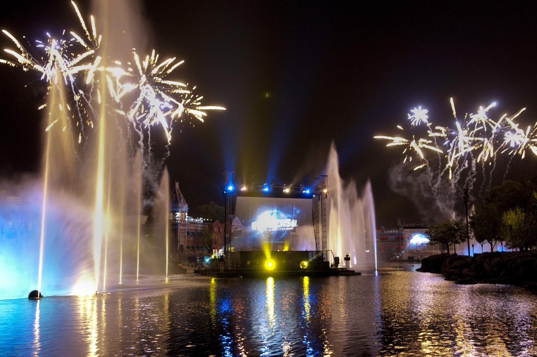 Image Result For Busch Gardens Fireworks Time