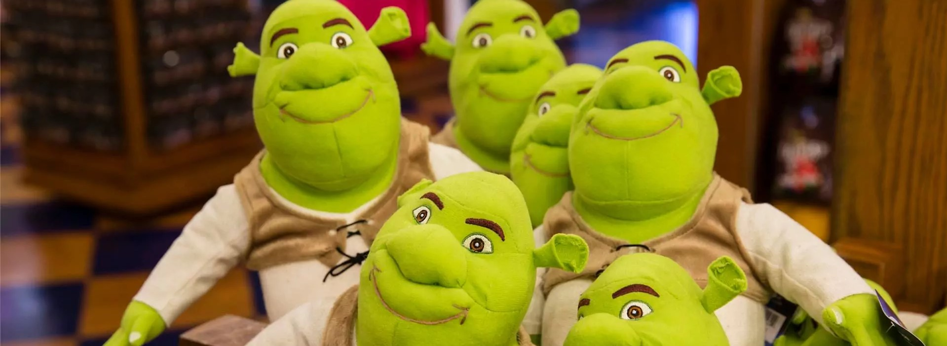 Shrek S Ye Olde Souvenir Shoppe At Universal Studios