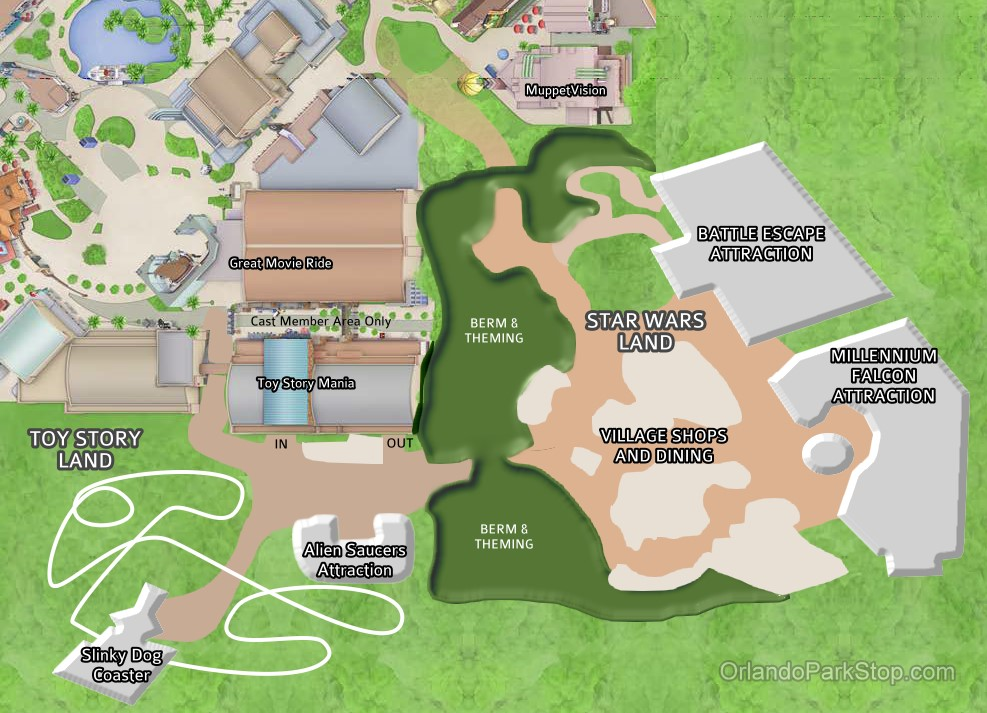 Hollywood Studios Update: Star Wars Land, Toy Story Land ...