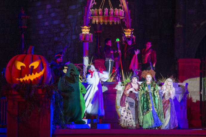 mickeys not so scary halloween party 2017 dates announced