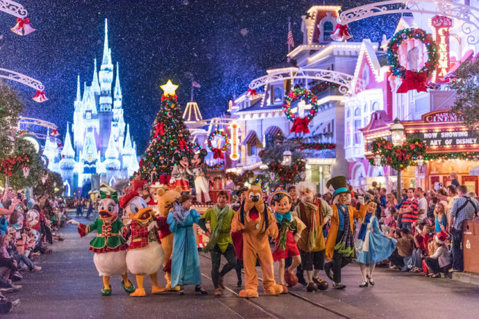mickeys very merry christmas party 2017 dates announced - Mickeys Christmas