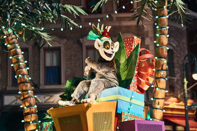 Universal Studios Christmas.Holidays Celebration At Universal Orlando 2018 Events