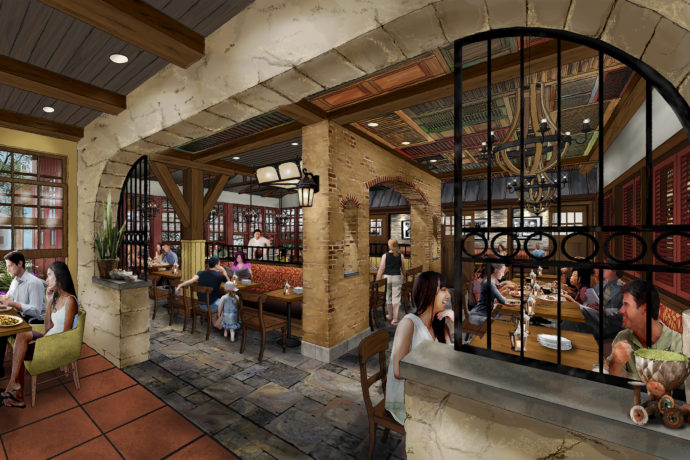 5 New Restaurants Opening At Disney Springs In 2018