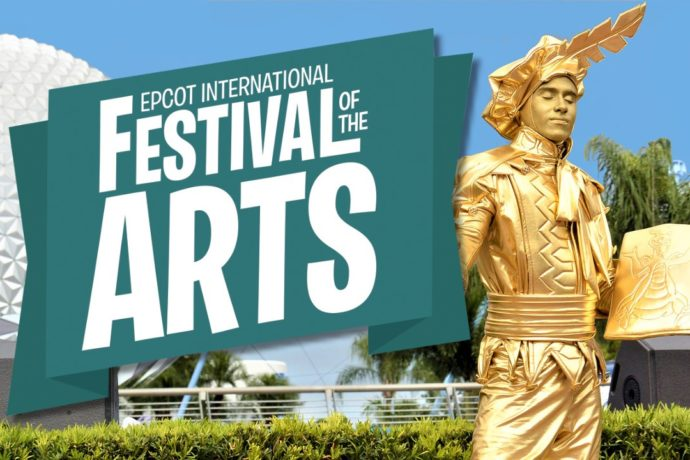 Epcot International Festival Of The Arts 2018 Complete Guide Orlando Parkstop