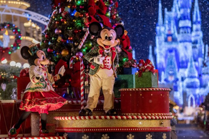 mickeys very merry christmas party 2018 dates announced - Mickeys Christmas