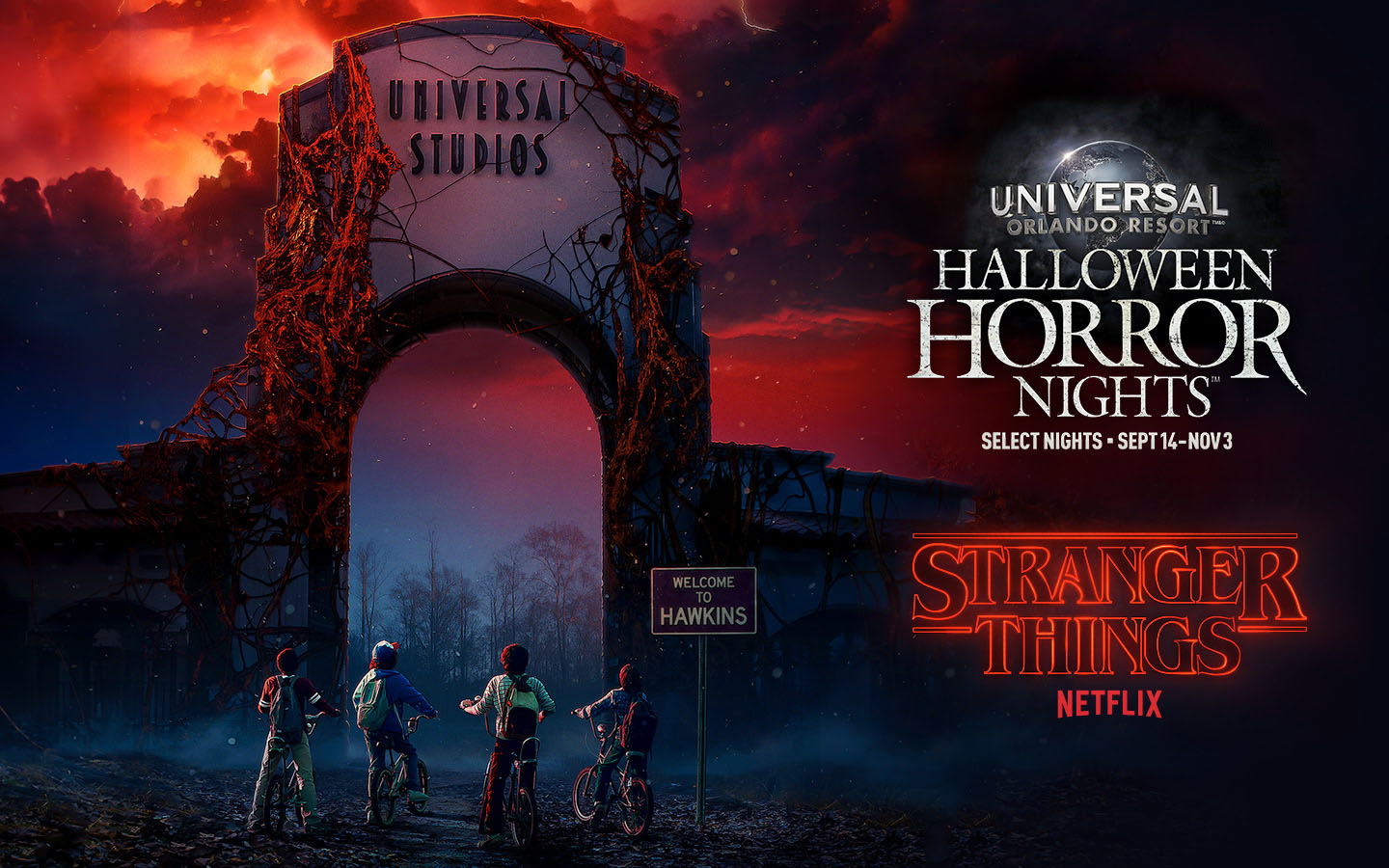 1980's themed halloween horror nights 28 will feature more houses
