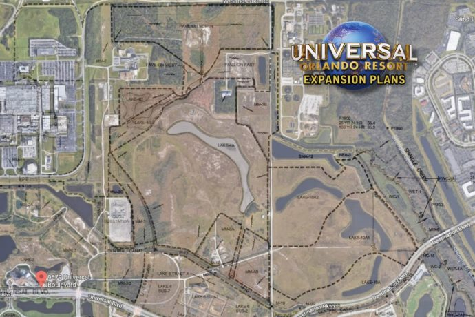 Universal Orlando S New Theme Park Confirmed By Comcast Plus