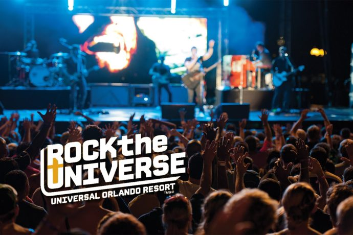 Universal Orlando S Rock The Universe Moves To February In 2019