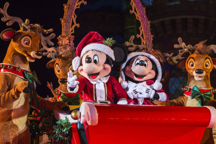 prepare for mickeys very merry christmas party 2018 starting november 8th - Picture Of Merry Christmas