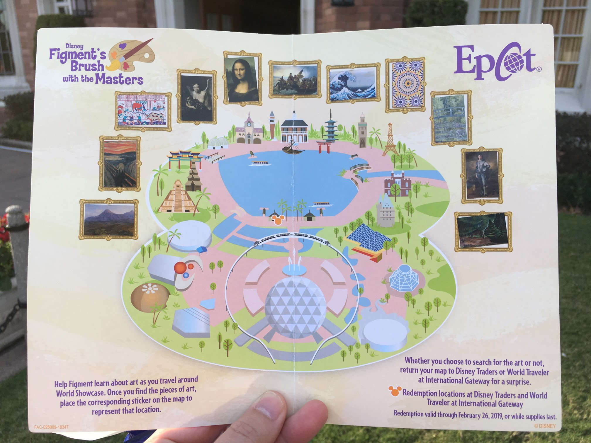 Figment\'s Brush with the Masters 2019 Prizes and Scavenger Hunt ...