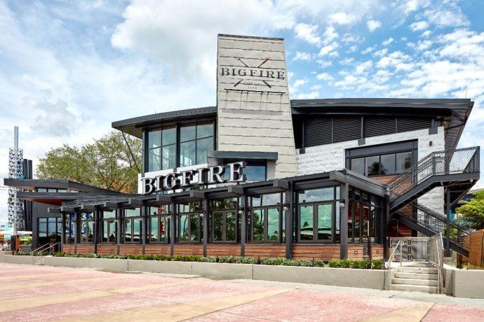 Fire Restaurant Now Open At Universal Citywalk Orlando