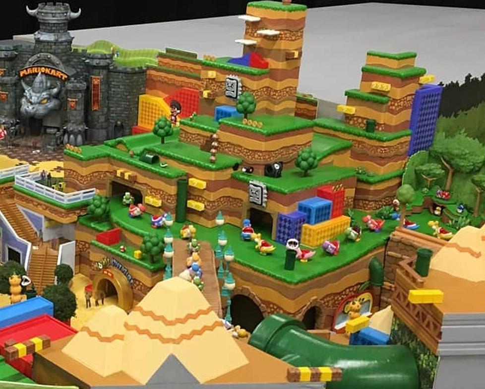 [Universal Studios Parks] Super Nintendo World (à partir de 2020) - Page 5 Nintendo-Model-Crop-Yoshi