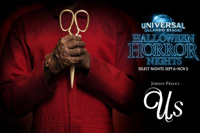 Halloween 2020 Jordan Peele Haunted House Based on Jordan Peele's 'Us' Announced for Halloween