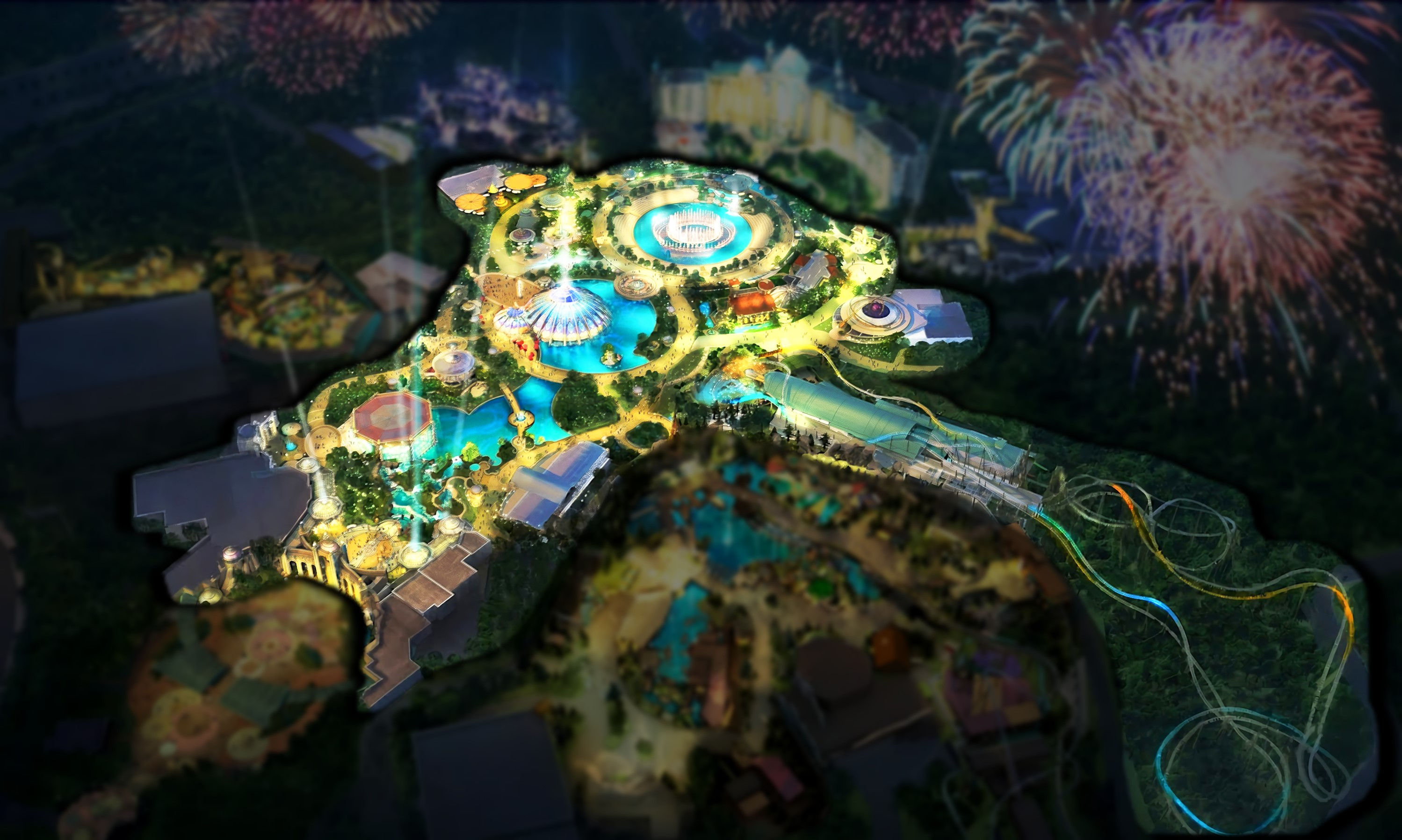 Possible Rides And Patents For Universal U2019s Epic Universe