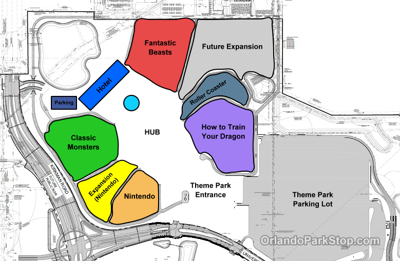 [Orlando] Universal's Epic Universe (2023-2024 ?) - Page 4 Dev-plan-early-layout04