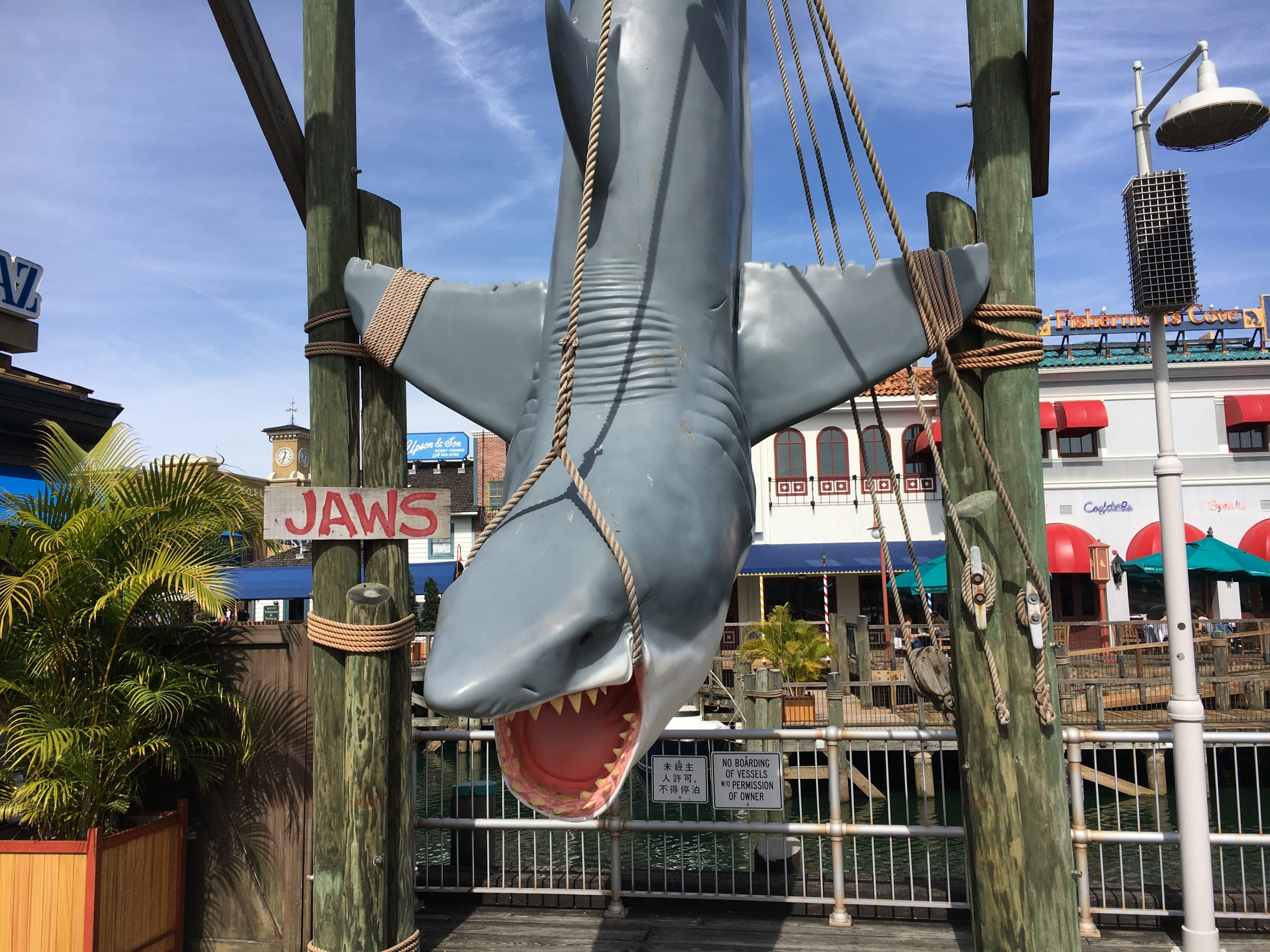7 Hidden References to the JAWS Ride in Universal Studios Florida – Orlando ParkStop